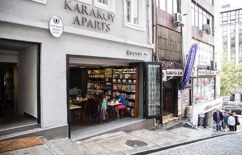 Karakoy Aparts - Hotel - 0