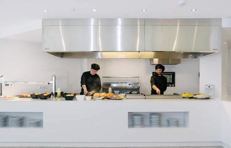 THB Maria Isabel - Restaurant - 18