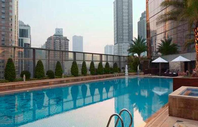DoubleTree by Hilton Hotel Guangzhou - Science City - Pool - 21