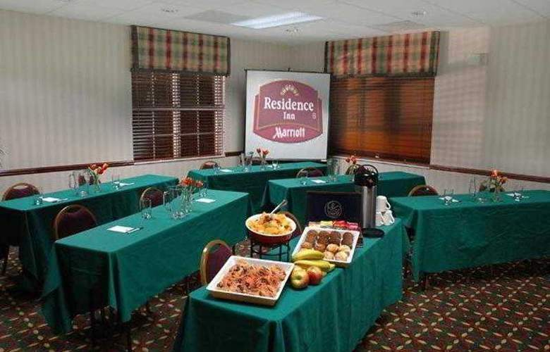 Residence Inn Sacramento Rancho Cordova - Hotel - 9