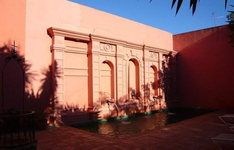 Casa Palacio Conde de la Corte - Pool - 16