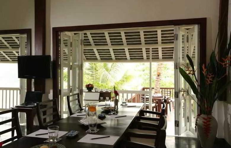 Kiridara Villa Ban Visoun - Restaurant - 12
