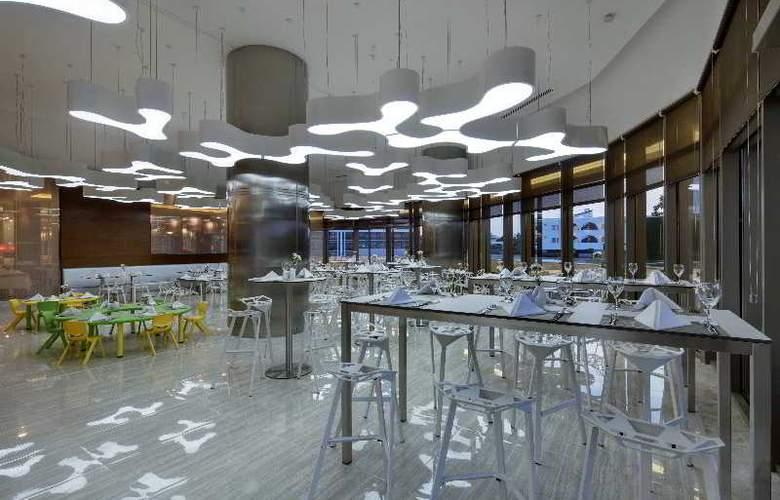 The Sense De Luxe - Restaurant - 33