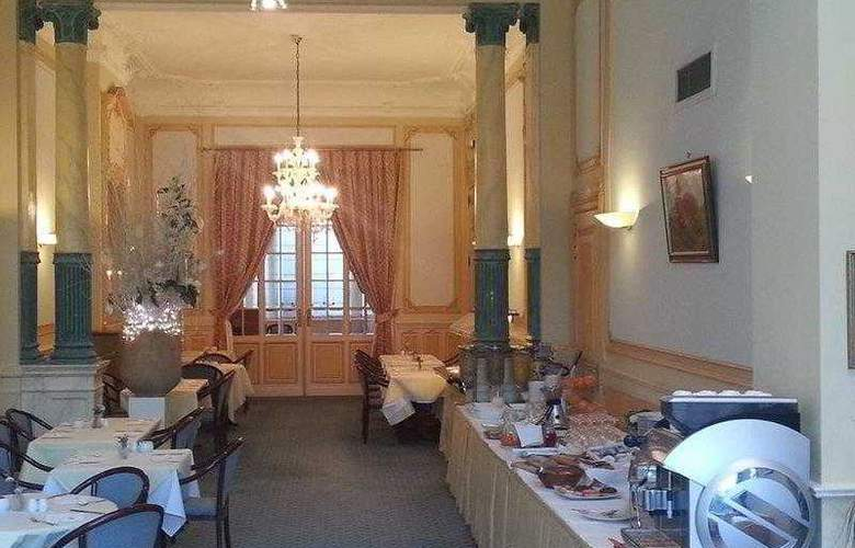 Best Western Plus Park Brussels - Hotel - 20
