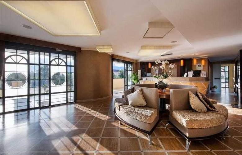 BEST WESTERN PREMIER Villa Fabiano Palace Hotel - Hotel - 41