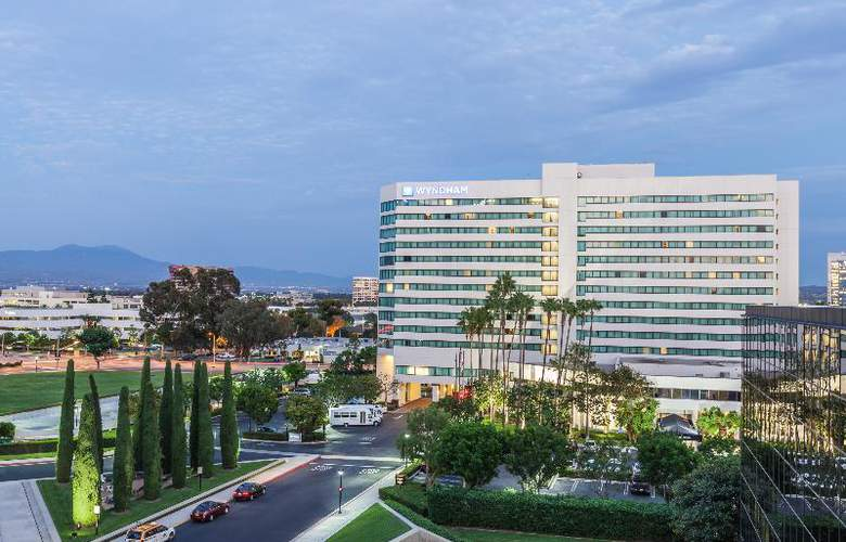 Wyndham Irvine-Orange County Airport - Hotel - 12