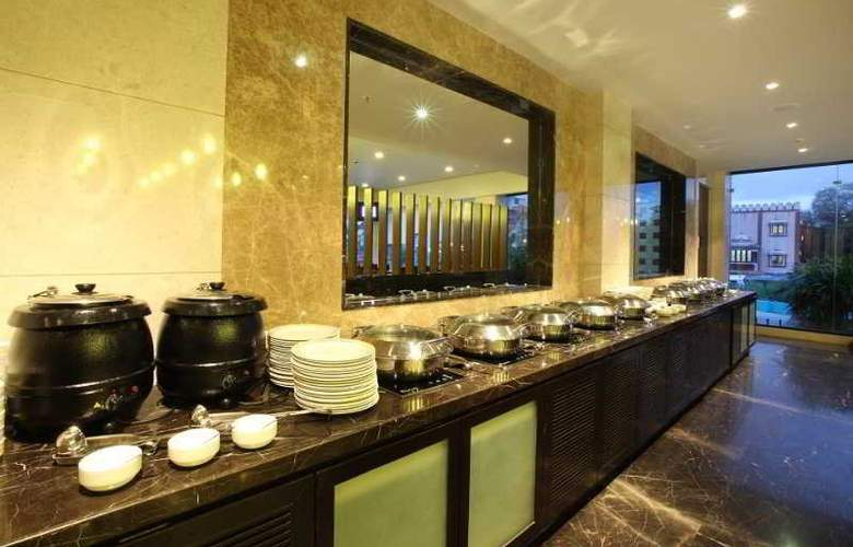 Noorya Hometel Pune - Restaurant - 10