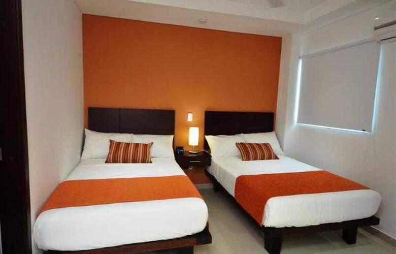 Hotel Avenida Buenos Aires - Room - 5