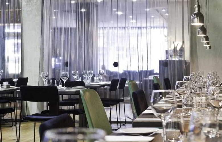 Zenit Abeba - Restaurant - 5