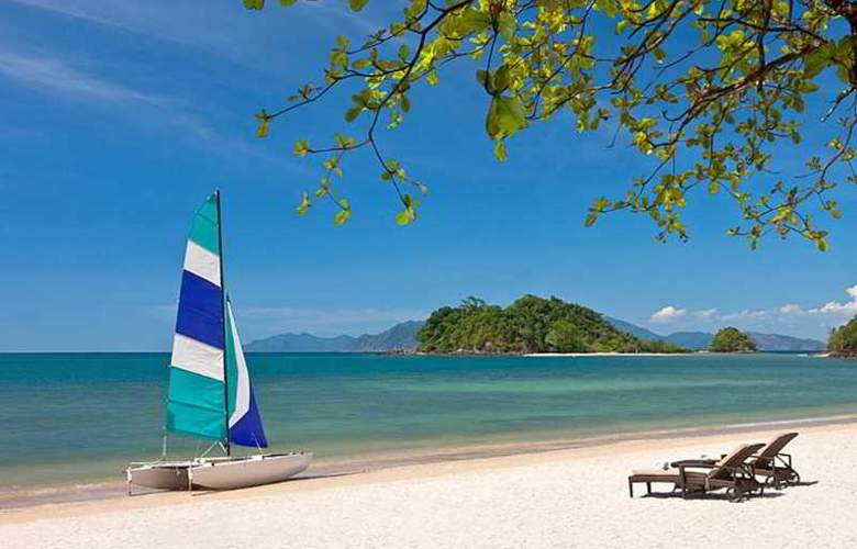 The Andaman, a Luxury Collection Resort, Langkawi - Beach - 41
