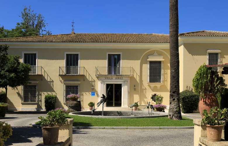 Villa Jerez - Hotel - 0