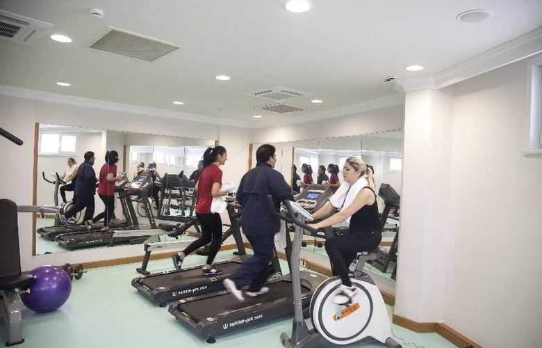 Dragut Point South Hotel - Sport - 55