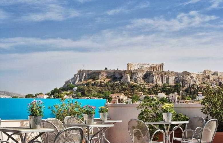 Arion Athens - Terrace - 7