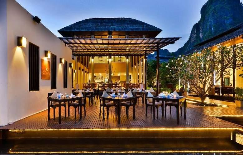 Bhu Nga Thani Resort and Spa - Restaurant - 8