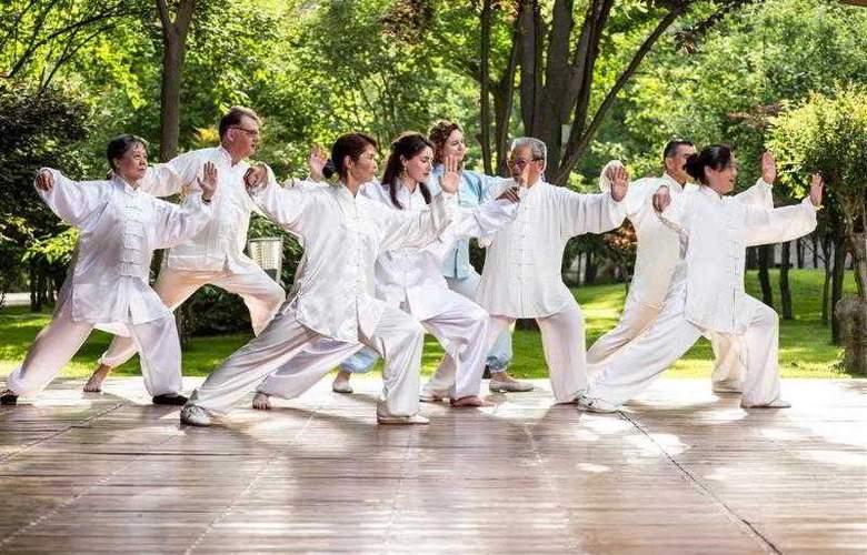 Sofitel Legend Peoples Grand Hotel Xian - Hotel - 73