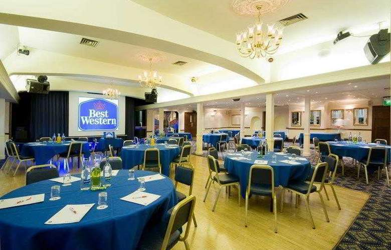 Best Western Calcot - Hotel - 36