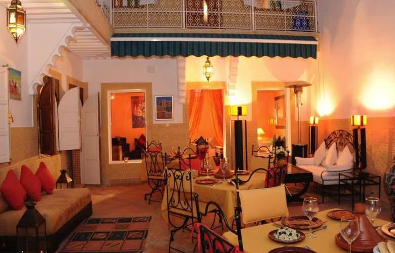 Riad Shaden - Restaurant - 18
