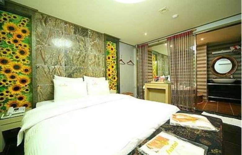Shinchon S Hotel - Room - 13