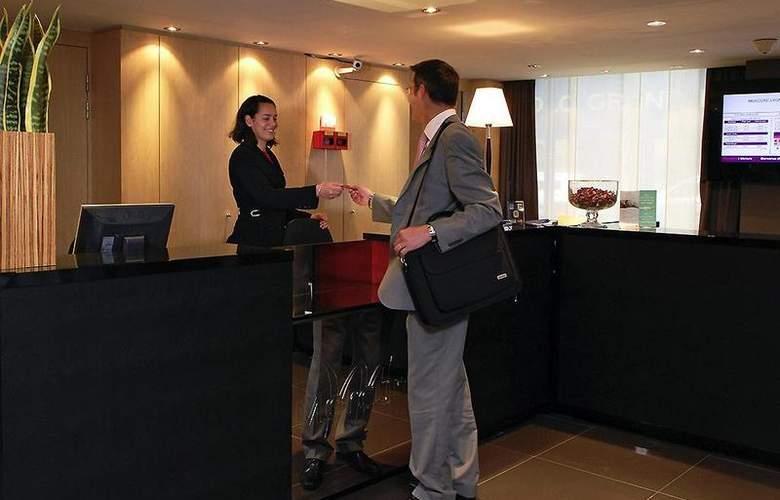Mercure Plaza Republique - Conference - 56