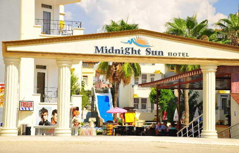Midnight Sun Hotel - Hotel - 8