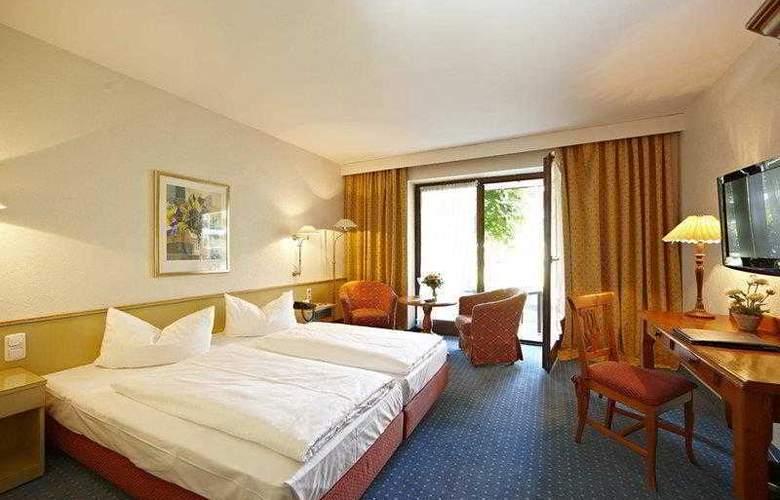 Best Western Hotel Obermühle - Hotel - 17