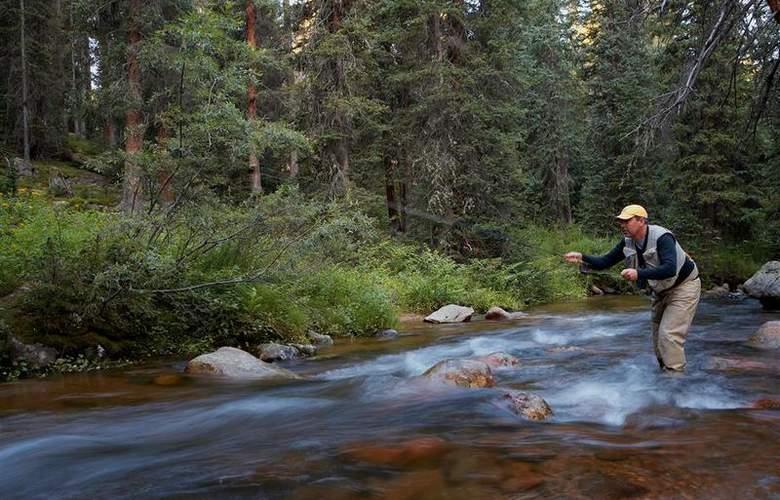 Best Western Alpenglo Lodge - Hotel - 31