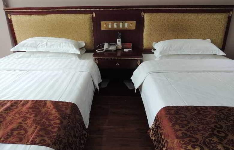 Guangzhou Blog Hotel - Terrace - 14