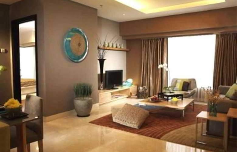 Somerset Berlian Jakarta - Room - 9