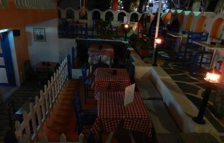 Villa Kamari Star - Restaurant - 12