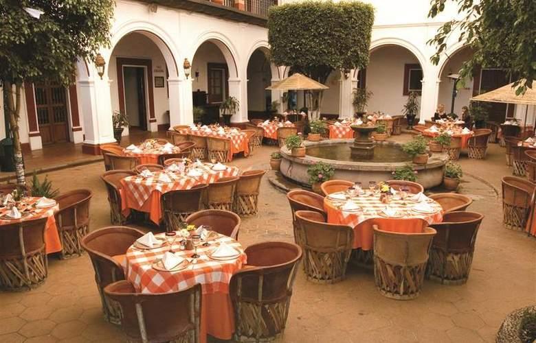 BW Hotel y Centro de Convenciones Posada Don Vasco - Restaurant - 7