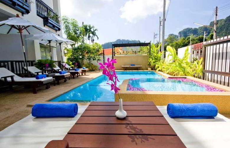 Krabi Apartment Hotel - Pool - 11