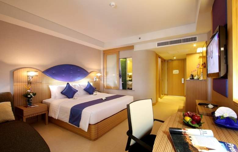 Blue Ocean Resort Phuket - Room - 4