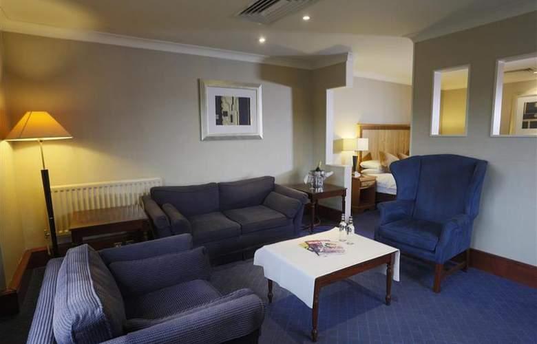 Best Western Stoke-On-Trent Moat House - Room - 82