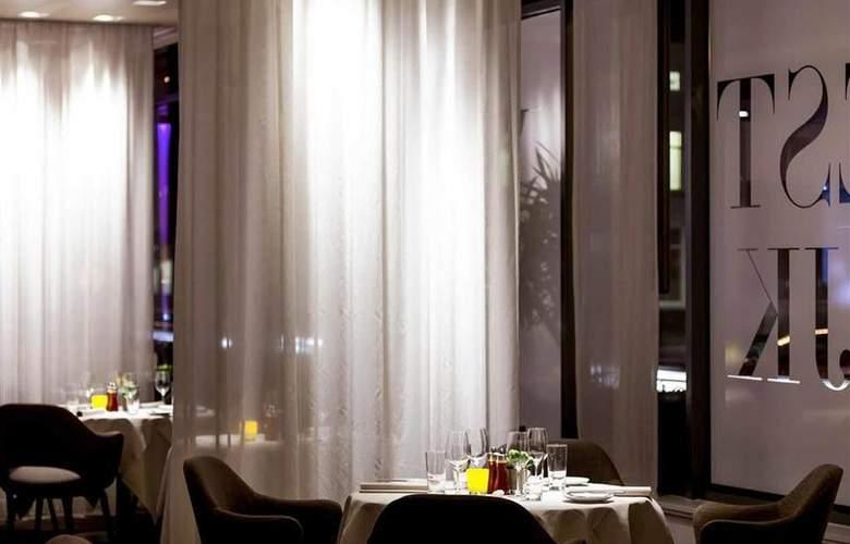 Pullman Eindhoven Cocagne - Restaurant - 87
