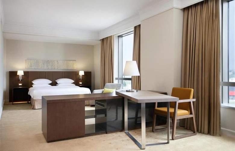 Hyatt Regency Belgrade - Hotel - 12