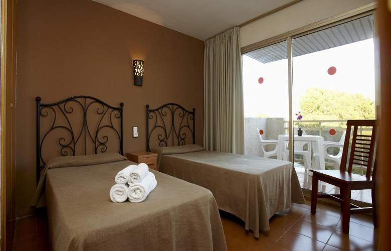 Mediterranean Suites - Room - 2