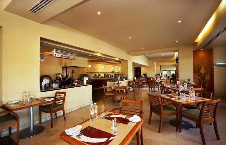 Fiesta Inn Tuxtla Gutierrez - Restaurant - 12
