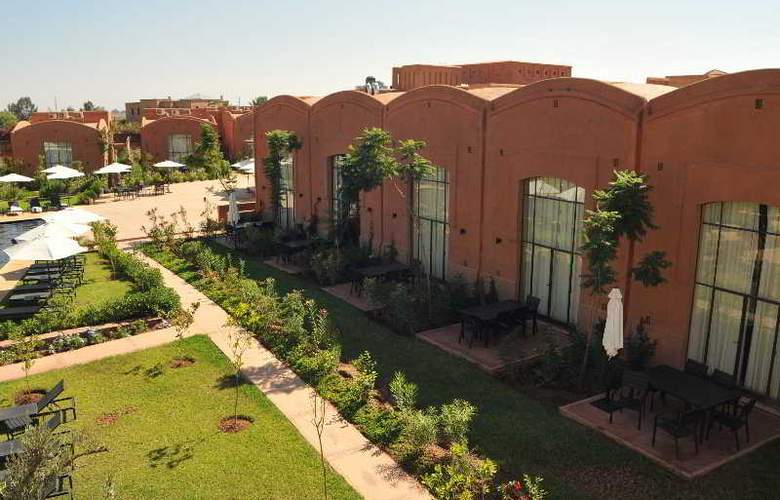 Adama Resort - Terrace - 12