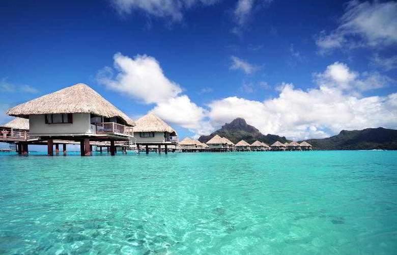 Le Meridien Bora Bora - Hotel - 48