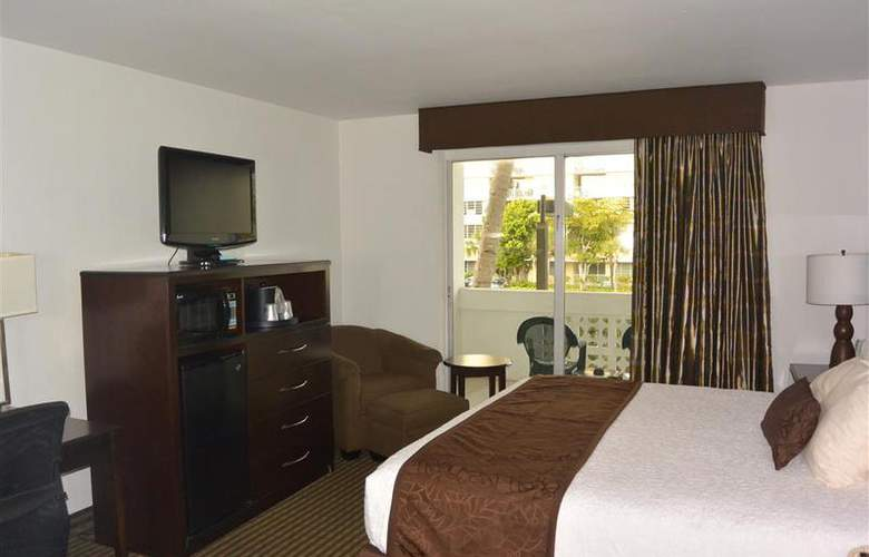 Best Western Plus On The Bay Inn & Marina - Room - 60