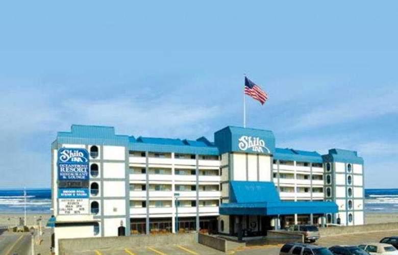 Shilo Inn Suites Oceanside Hotel Seaside - Hotel - 0