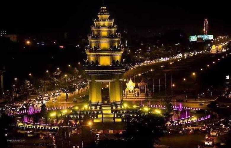 Imperial Garden Villa & Hotel Phnom Penh - Hotel - 12