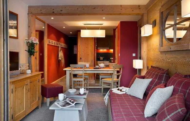 Residence Pierre & Vacances Premium Les Crets - Room - 10