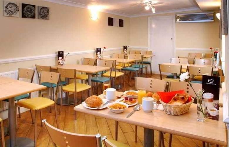 Comfort Inn London Westminster - Restaurant - 7