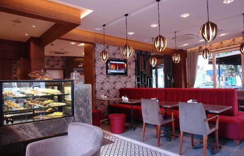 Le Mirage Hotel Sisli - Restaurant - 11