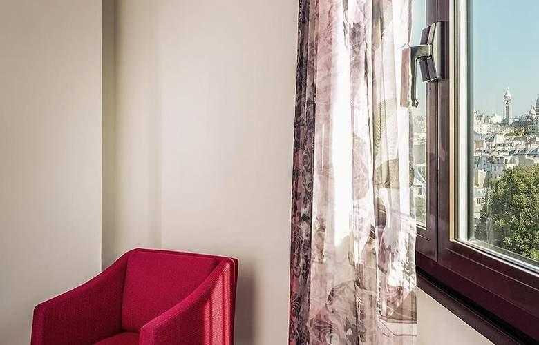 Mercure Paris Montmartre Sacre Coeur - Room - 21