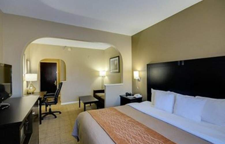 Comfort Suites (Houston/Suburbs) - Room - 7