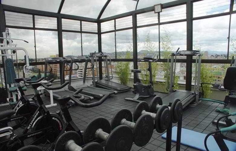 Cosmos 100 Hotel y Centro de Convenciones - Sport - 12