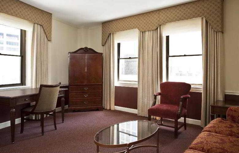 The Tremont Chicago Hotel at Magnificent Mile - Room - 10