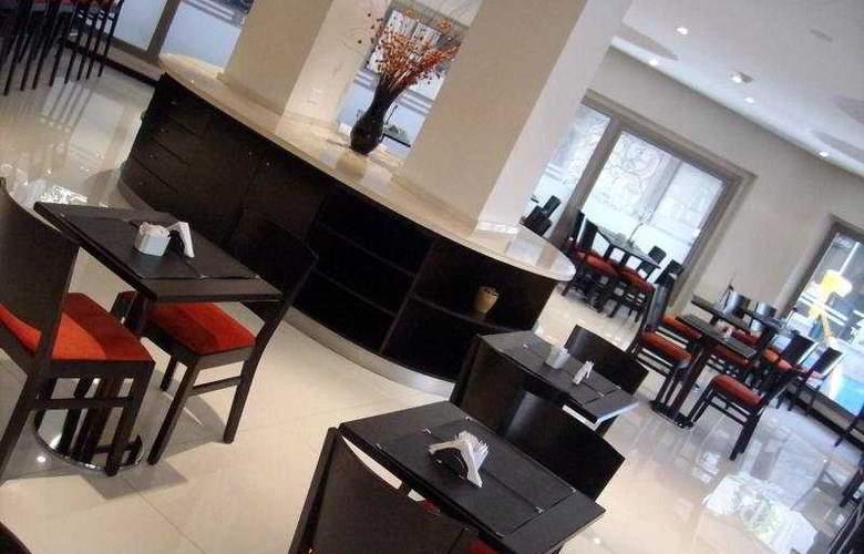 HR Luxor Buenos Aires - Restaurant - 9